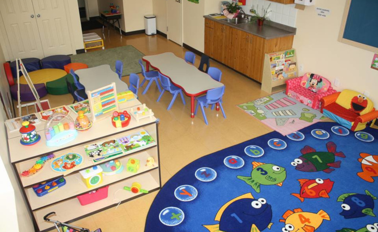 Toddler Group at Roots Daycare